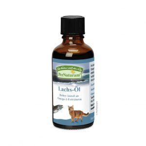 Lachs-Öl Cat (50 ml)