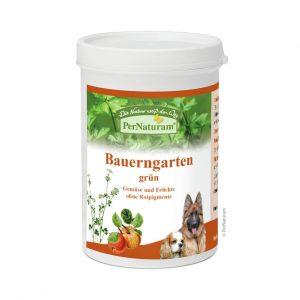 Bauerngarten grün | Basis für die Ernährung | Pferdekraeuter.ch