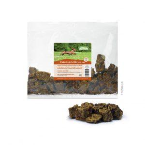 Fleischwürfel Hirsch pur (200 g)
