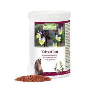 VelvetCoat | Basis für die Ernährung | Pferdekraeuter.ch
