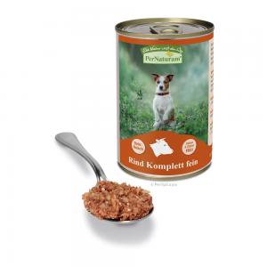 Reinfleisch Rind Komplett fein | Basis für die Ernährung | Pferdekraeuter.ch