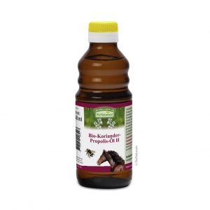 Bio-Koriander-Propolis-Öl Horse (250ml)